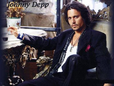 Johny Depp Standard Resolution Wallpaper 8