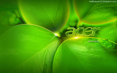 Acer Aspire Series Standard Resolution Wallpaper