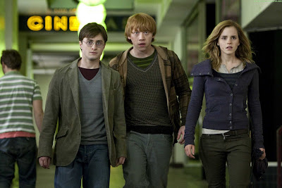 Harry Potter and the Deathly Hallows HD Wallpaper 1