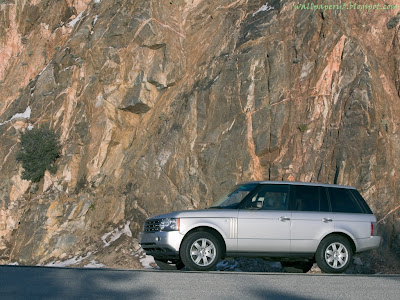 Range Rover Standard Resolution Wallpaper 8