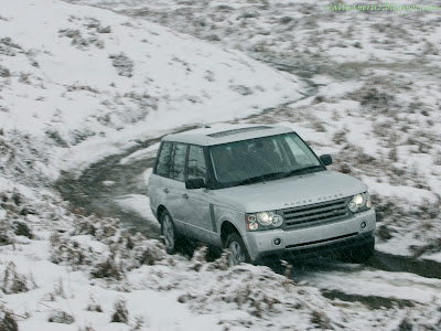 Range Rover Standard Resolution Wallpaper 9
