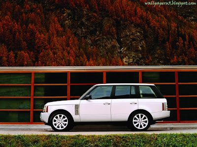 Range Rover Standard Resolution Wallpaper 2