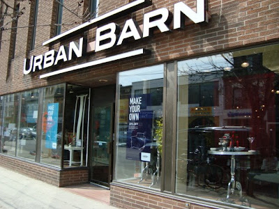 Fashion Barn Stores on Kiki Interiors   Decor And Staging  New Store In Ottawa   Urban Barn