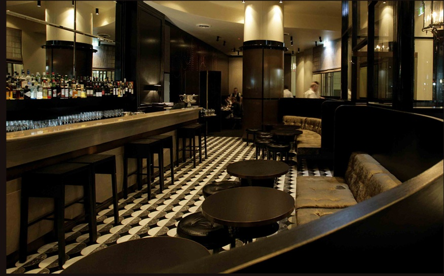 Space inspirers sepia restaurant wine bar