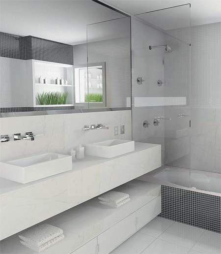 decoração banheiro fotos