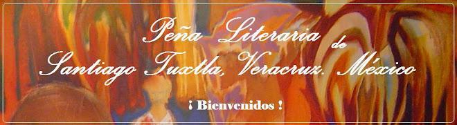 Peña Literaria de Santiago Tuxtla Veracruz México