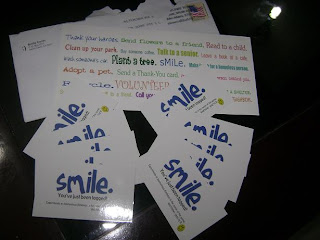 Brinde Gratis Cartões Smile