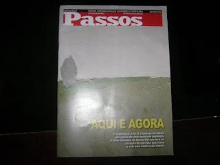 Brinde Gratis Revista Passos