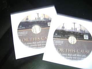 Brinde Gratis CD For this Cause