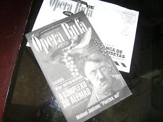 Brinde Gratis Revista Ópera Bufa