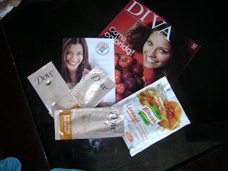 Brinde Gratis Revista Diva
