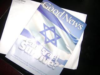 Brinde Gratis Revista Good News