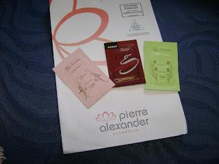 Amostra Gratis Pierre Alexander
