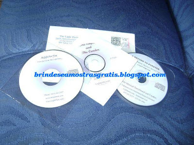 Brinde Gratis CD Light Party