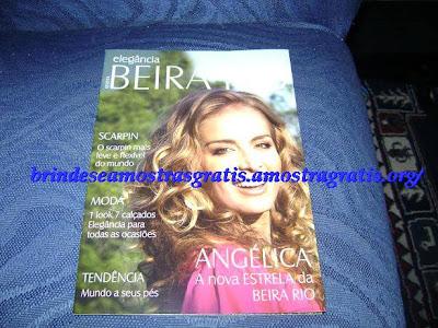 Brinde Gratis Revista Beira Rio