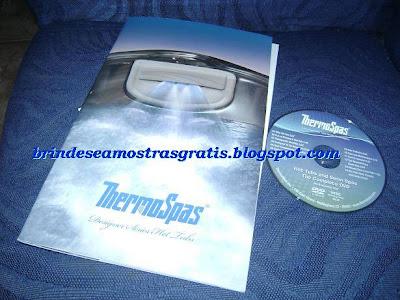 Brinde Gratis DVD sobre Banheiras