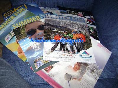 Brinde Gratis DVDs e Guias Turísticos de Vermont