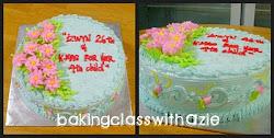 Class Basic Buttercream - RM160