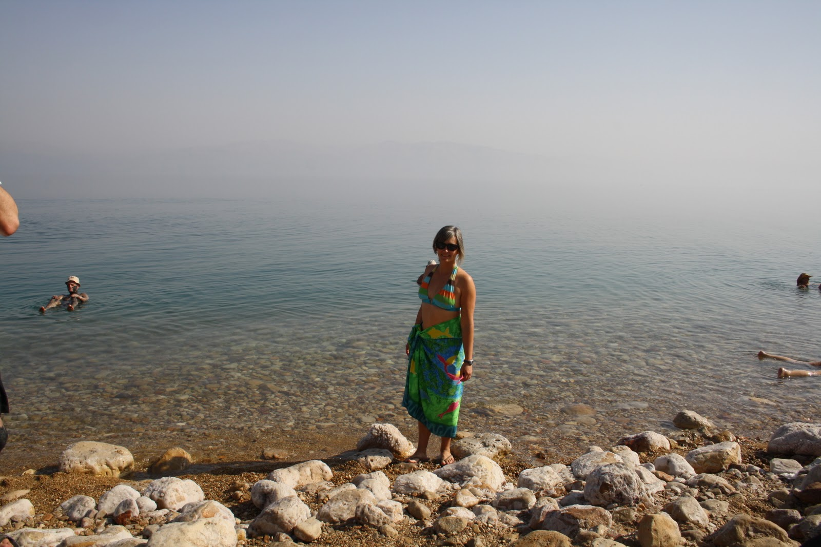 the dead sea essay Double spaced compare and contrast the dead sea to another ecosystem.