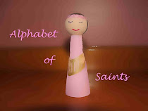 Alphabet of Saints ♥