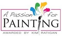 A Passion for Painting Award