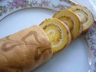 Chesse Roll Cake