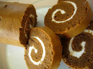 Coklat Roll Cake
