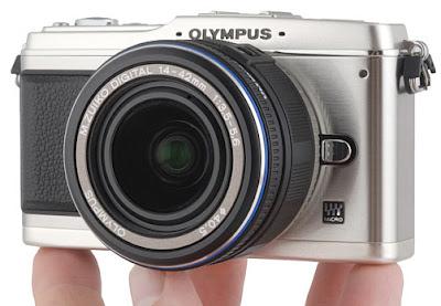 E-P1 fotoğraf makinesi