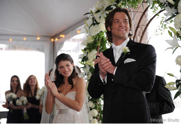 supernatural fotos oficiais do casamento do jared