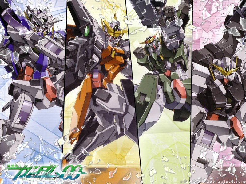 Gundam HD & Widescreen Wallpaper 0.34500622037164