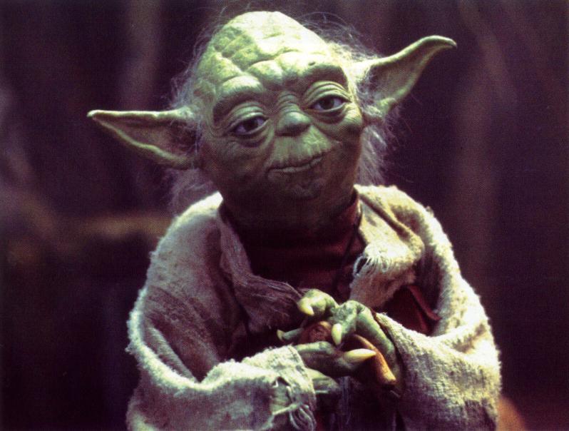 Yo! ^^                          Yoda
