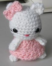 Gratis mönster till Hello Kitty