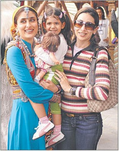 Bollywood Star With Their Kids Pictures