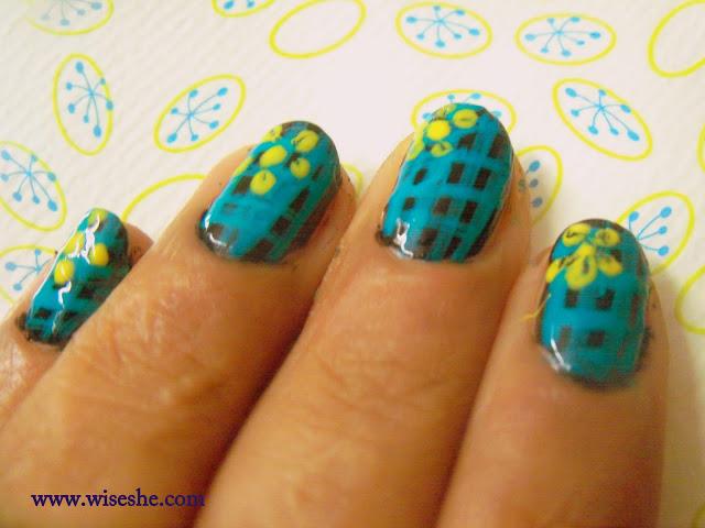 nail art for short nails. nail art for shorter nails