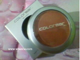 colorbar blush