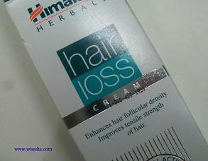 Himalaya herbal hair loss cream