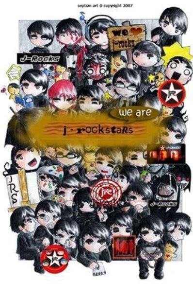 we are j-rockstar