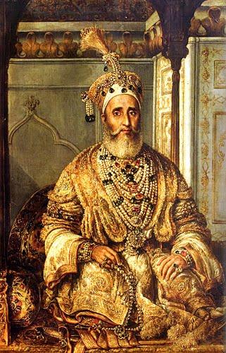 Mughal Empire: Mughal emperors