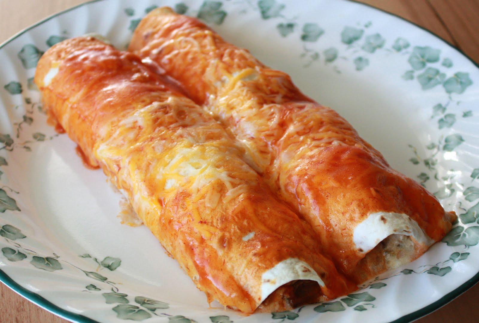 Enchilada — Rezepte Suchen