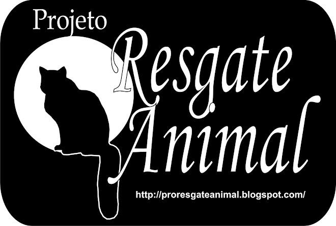 Projeto Resgate Animal