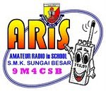 Amateur Radio in School (ARiS) SMK Sungai Besar