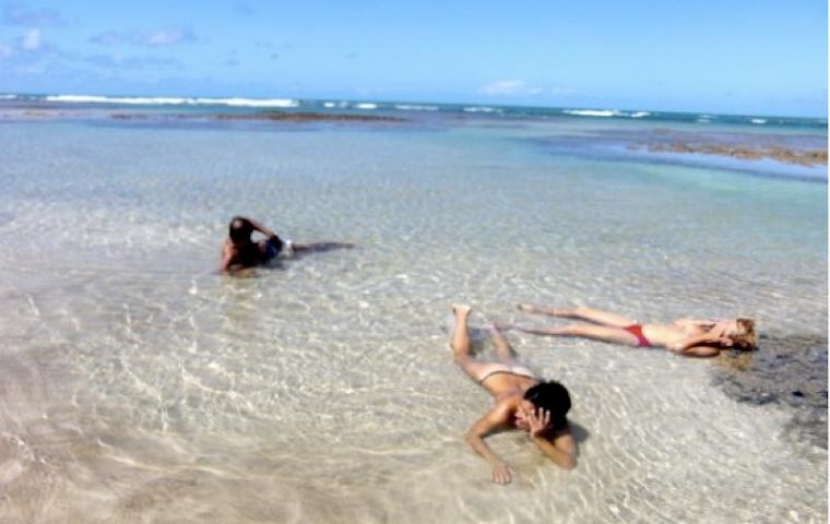 4ª playa ( Morro de sau paulo )