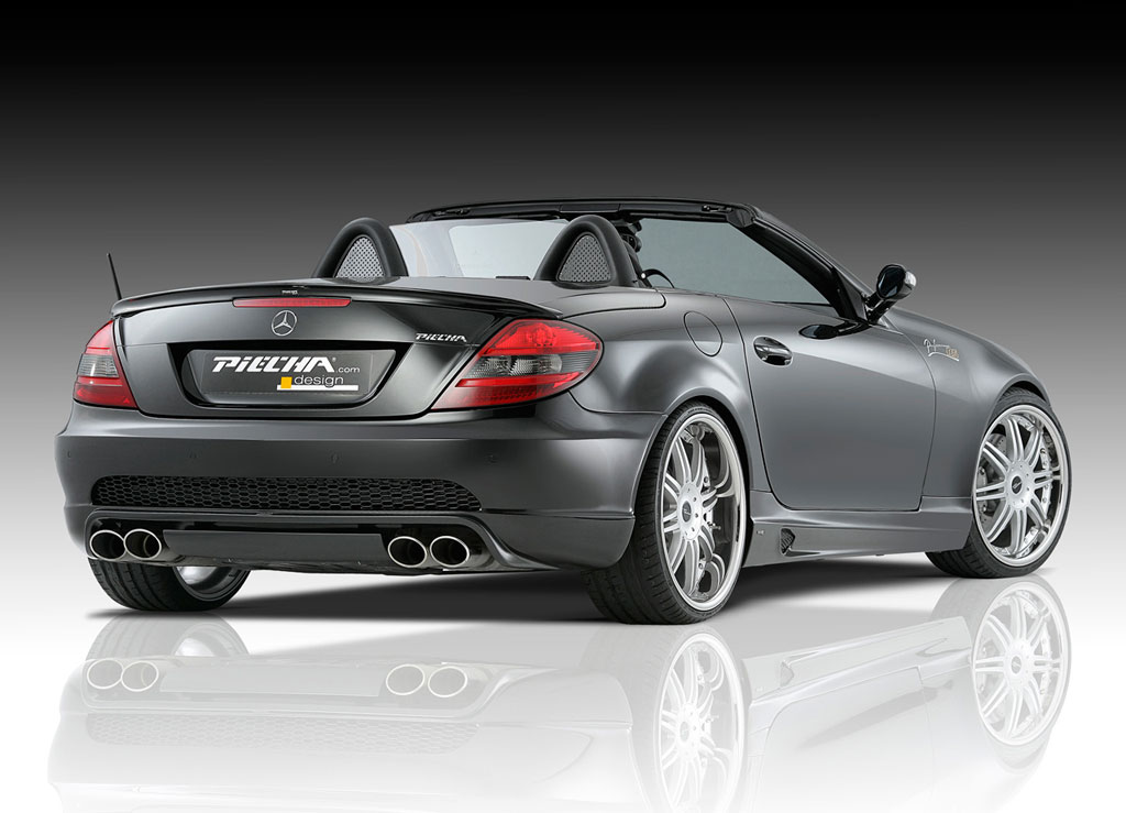 mercedes slk r171 performance rs. Black Bedroom Furniture Sets. Home Design Ideas