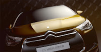 Citroen DS High Rider Concept Interior