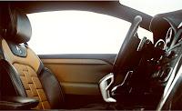 Citroen DS High Rider Concept Interior