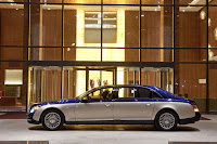 Maybach 57 62 facelift