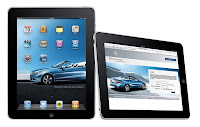 Mercedes dealers go for Apple iPad