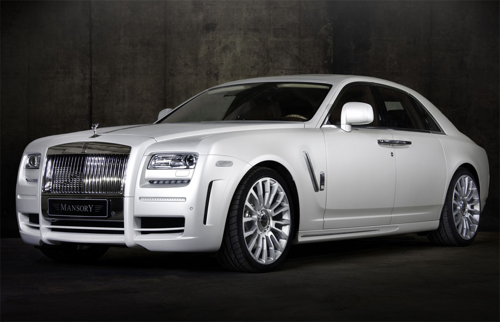 Rolls Royce Touch Up Paint