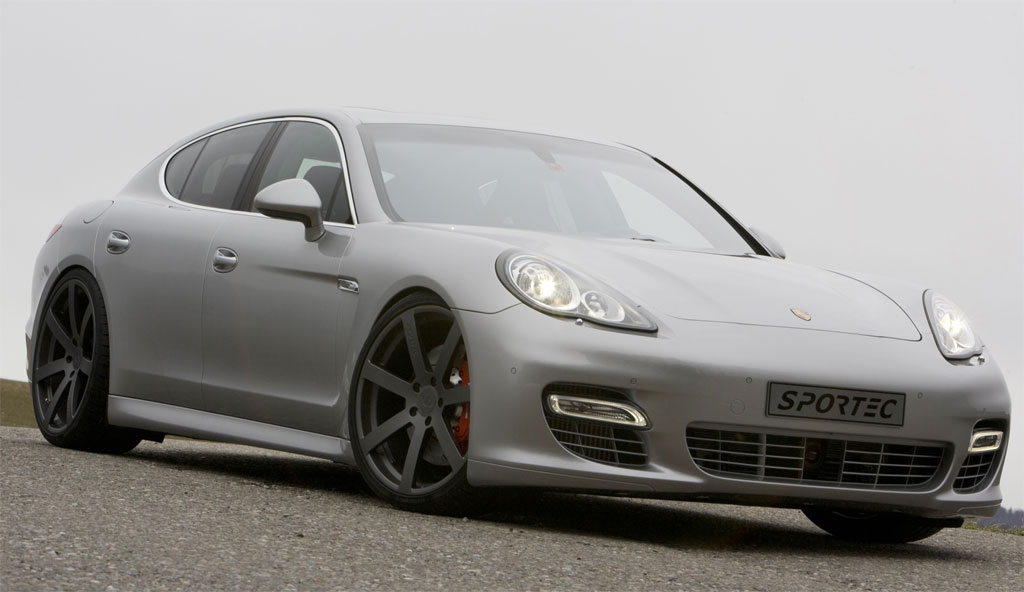 APS Sportec Porsche Panamera