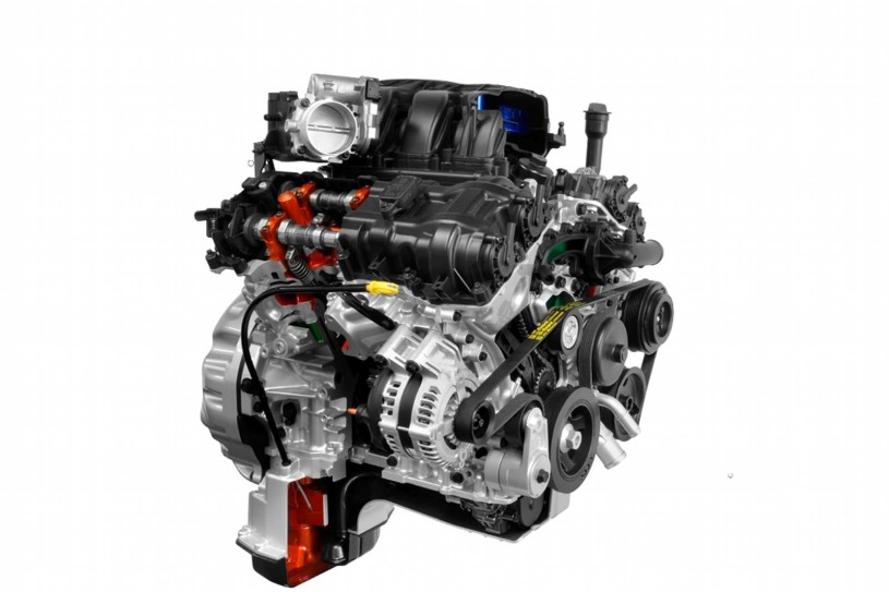 2011 Dodge Challenger V6